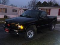 $3400 or best offer 1994 Chevy S 10 SS Rebuilt engine