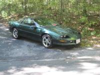 For sale... 1994 Chevy Z28 Camaro. LT 1 5.7 motor, BBK
