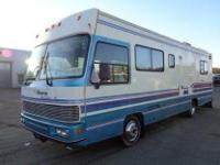 1994 COBRA MONTEREY 30P 30FT MOTORHOME Recreational