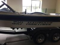 1994 Correct Craft Ski Nautique INBD. This is a great