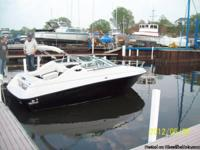 FOR SALE IS A 1994 CROWNLINE 210 CCR CUDDY CABIN.THE