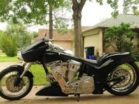 CUSTOMIZED BUILT HARLEY, ARLEN NESS, ATLAS MOTORCYCLE