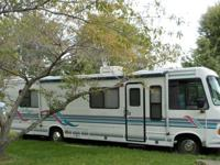,./1994 Damon challenger 32 ft. class a motor home up