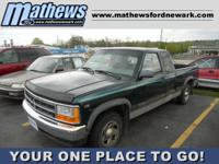 Options Included: 2nd Row Bench Seat, Driver Air Bag,