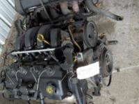 1994 Dodge Neon 2.0 Liter Engine  ALL BODY PARTS ARE IN