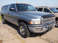 Options Included: 8 Cylinder Engine, Driver Air Bag,