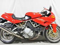 Make: Ducati Year: 1994 VIN Number: ZDM1LC4M1RB012769