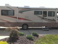 1994 Fleet wood Bounder Class A 34' RV  454 Chevy Motor