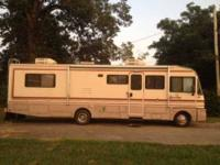 1994 Fleetwood Bounder Class A The RV is a Bounder by
