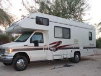 This RV is in exceptional mechanical condition,