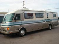 1994 FLEETWOOD PACE ARROW Turbo Diesel Manufactured by