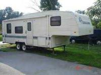 Fleetwood Wilderness Travel Trailers are designed to be