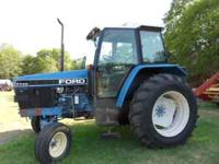 1994 Ford 7740 SL Tractor for sale. Excellent