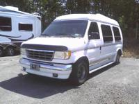 Selling my conversion van. just bought a motorhome....a