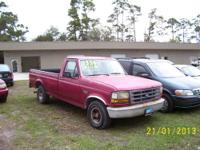 1994 Ford F150 longbed, 5 speed, cold ac, great running
