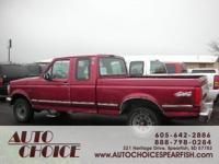 Options Included: 4WD, Gas, Tires - Front All-Season,