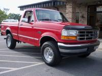 Options Included: N/AONE CLEAN TRUCK. 4X4, CLEAN AS A