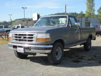Options Included: 7.3 Powerstroke Diesel, AM/FM Stereo,
