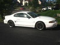 1994 Mustang Cobra 52,xxx miles Engine: 5 speed manual