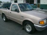 Come take a look at this clean, well-maintained Ranger!