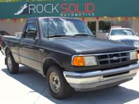 Options Included: N/AThis 1994 Ford Ranger XLT runs