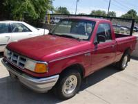 You are viewing a great looking 1994 Ford Ranger XLT!