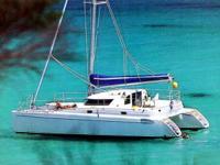 1994 Fountaine Pajot Tobago 35 Location: Riviera Beach
