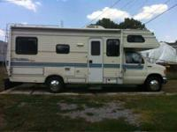 1994 Four Winds Chateau Sport Class C 1994 Ford E350