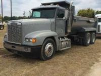 1994 Freightliner Dump Truck 1994 Freightliner Dump