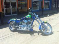 We've got a 1994 Harley Davidson 1200 Chopper for sale.