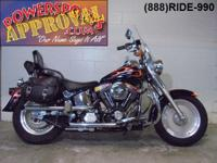 1994 Harley Davidson Fat Boy motorcycle for sale with