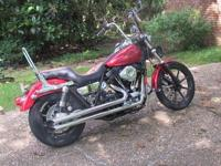 1994 FXR Superglide ... S&S Super carb-S&& S lifters-V