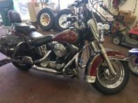 1994 Harley Davidson Heritage, local trade, 2 owner
