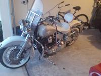 Bike is like new with only 26K miles. All original with
