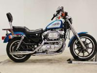 Great 1st Harley-Davidson for someone. 1994