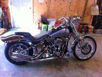 1994 Harley Davidson Springer Softail. 15,100 original