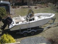 1994 Henry O Center Console Please call boat owner