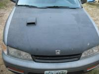 Up for sale:. 1994 Honda Accord. Automobile trans.