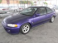 Exterior Color: purple, Body: Coupe, Engine: 1.6L I4