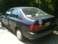 1994 HONDA CIVIC FOR PARTS BAD ENGINE GOOD AUTO