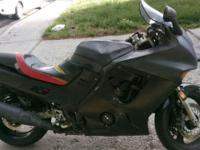 I have a Honda CBR 1000 from 1994 for sale for $1600 or