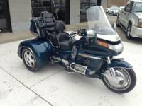 1994 Honda GL1500SE Goldwing TrikeChampion Straight