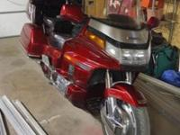 Selling my Goldwing. My arthritis is too bad to ride