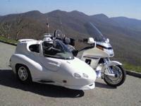 1994 1500 Aspencade Gold Wing Pearl Glacier White,