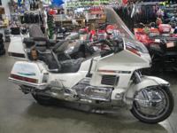 1994 Honda Honda GL1500 SE Nice Goldwing 1500 SE White