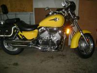 1994 Honda Magna 750 cream puff super clean Motorcycles