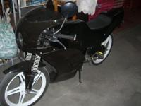 1994 Jawa Ultrasport Moped. Rare Find, Gas/ Oil mix. 2