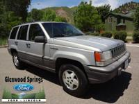 V8, LAREDO, CD PLAYER, TOW PACKAGE, CLEAN HISTORY,