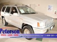 Options Included: N/A4 wheel drive local trade-in just
