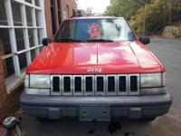 94 Jeep grand Cherokee here, runs and drives good, 4X4